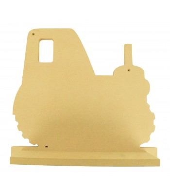 Routered 18mm MDF Quality Flat packed Tractor Shelf