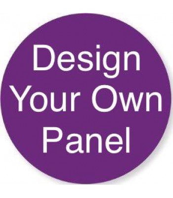 Laser Cut Personalised 'Design Your Own' Chair Panel