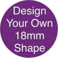 Design Your Own 18mm Freestanding MDF Shape