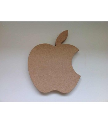 Freestanding MDF Eaten Apple
