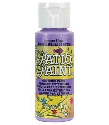 DecoArt Patio Paint - Summer Lilac 2oz