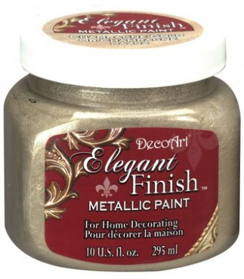 Metallic Paint (Elegant Finish) Elegant Finish Metallic Champagne Gold