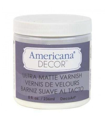 Ultra Matte Varnish Paint Chalk Paint (Chalky Finish) 8oz