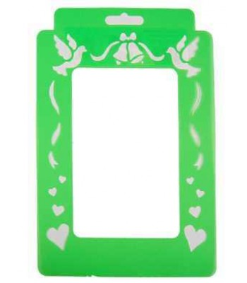 Celebration - Decoart Frame Stencils