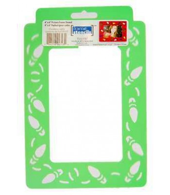 Christmas Lights - Decoart Frame Stencils