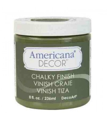 Dark Green Enchanted Americana Chalky Finish 8oz