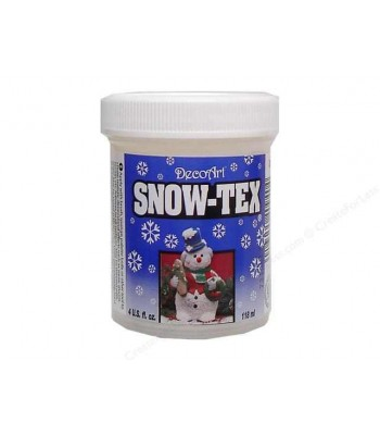 DecoArt Snow Tex Small 2oz.