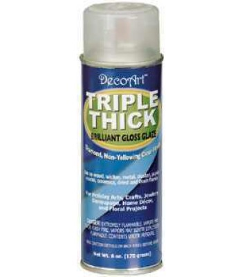 Decoart Triple Thick Spray Gloss Spray Lacquer