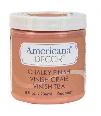 Peach Smitten Americana Chalky Finish 8oz
