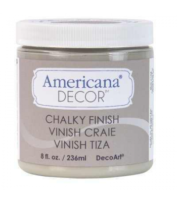 Primitive Chalky Finish Paint Chalk Paint (Chalky Finish) 8oz craft paints