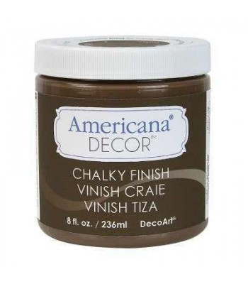Rustic Chalky Finish Paint Chalk Paint (Chalky Finish) 8oz craft paints