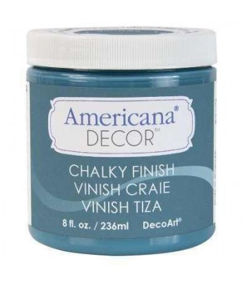 Treasure Chalky Finish Paint Chalk Paint (Chalky Finish) 8oz craft paint