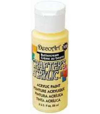 Acrylic (Crafters Acrylic) Buttercream Crafters Acylic