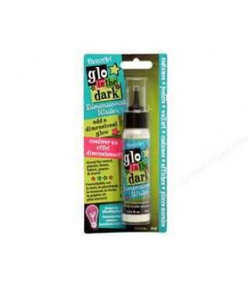 DecoArt Glo in the Dark Dimensional Writer 2oz