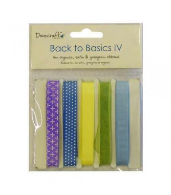 Dovecraft Back to Basics IV Ribbons