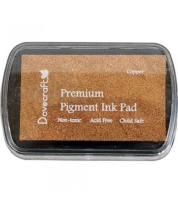 ♥ DOVECRAFT INK PAD ♥    ♥ PREMIUM PIGMENT INK  ♥ Copper