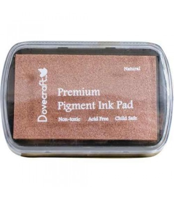 ♥ DOVECRAFT INK PAD ♥    ♥ PREMIUM PIGMENT INK  ♥ Natural