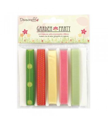Garden Party Ribbon Pack