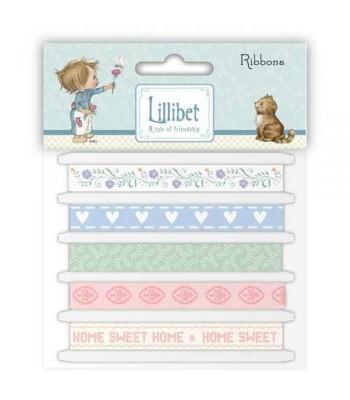 Lillibet Printed Ribbons