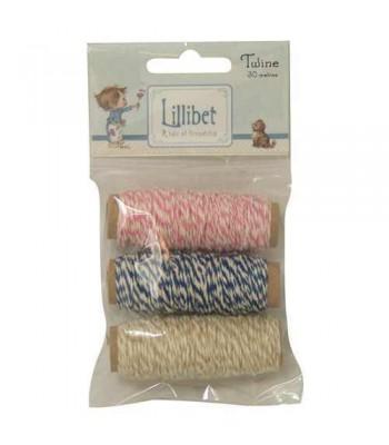 Lillibet Twine Spools