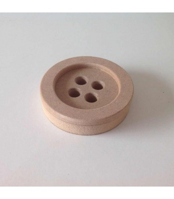 Freestanding MDF 3D Button