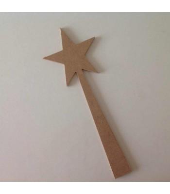 Little Girls Princess Fairy Star wand