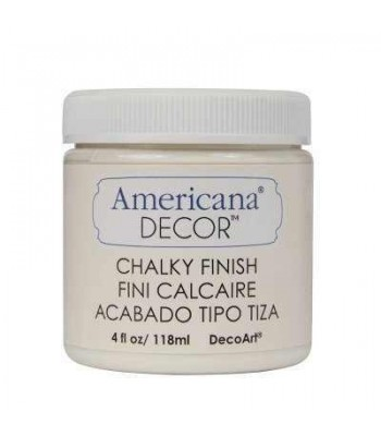 Lace Chalky Finish Paint Chalk Paint (Chalky Finish) 4oz craft paints