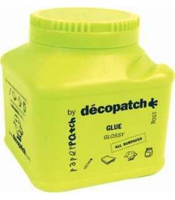 Decopatch Paperpatch Glossy Glue - Varnish 150g