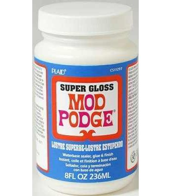 Mod Podge Super Gloss 8 Oz.