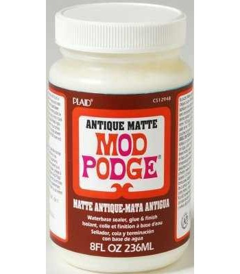 Mod Podge Antique Matte 8 Oz.