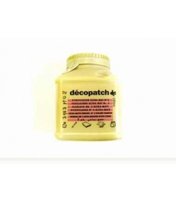 Decopatch Ultra Matt Aquapro Professional Varnish 180ml